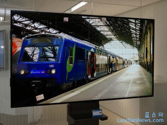 夏普在发布8K电视后计划明年推出8K的内容
