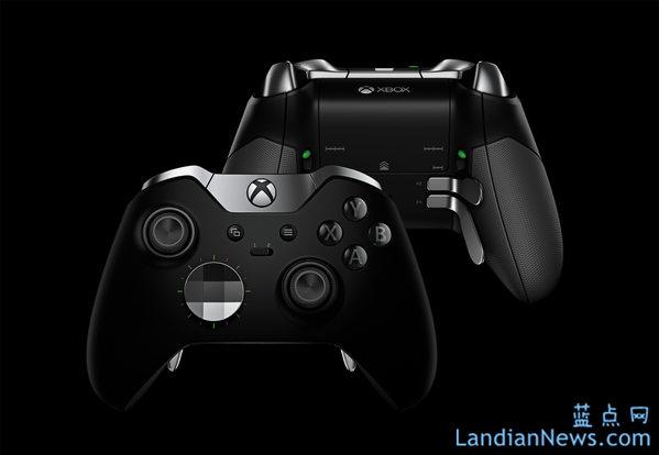 微软10月27日发售Xbox One精英版手柄 售价150美元