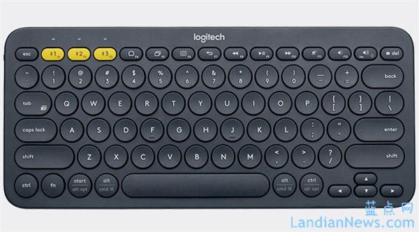 罗技发布蓝牙键盘K380:可同时连接三个设备、支持Windows、Mac、Android、iOS、Apple TV和Chrome OS
