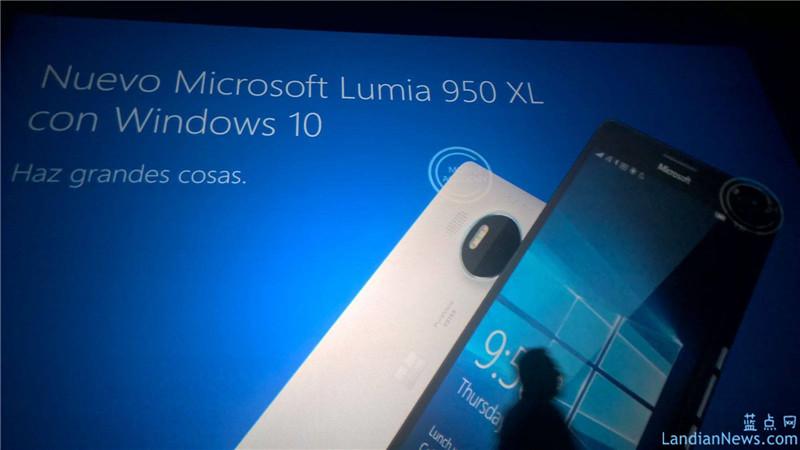 Lumia 950/Lumia 950 XL更多图片泄露:之前传闻的配置规格全部正确