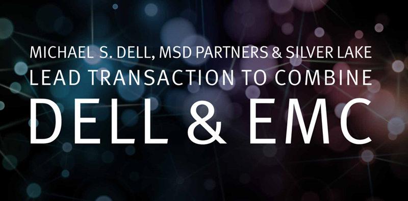 科技界最大并购:戴尔670亿美元并购VMware母公司EMC