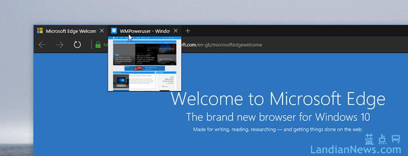 [画廊]Windows 10 Build 10565版截图赏析