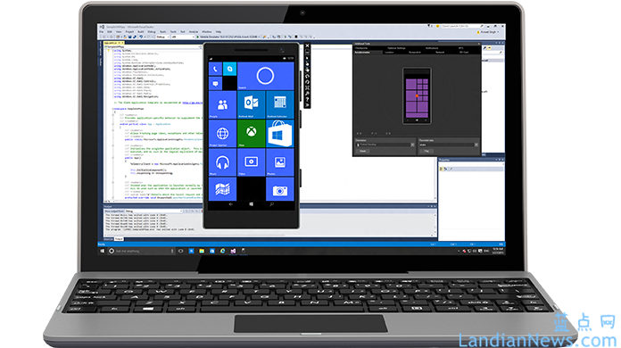 微软发布新的SDK:Windows 10 SDK Preview Build 10563