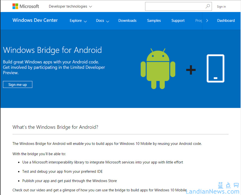 微软Project Astoria前途渺茫,项目主页撤下又被恢复