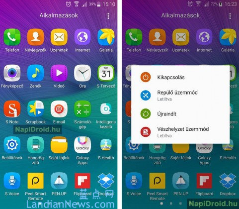Samsung向Galaxy Note 4推送Android 6.0 Marshmallow