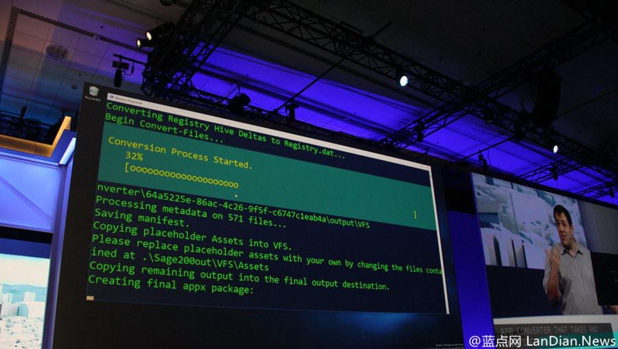 微软Build 2016开发者大会:拥抱Linux,微软与Canonical达成合作