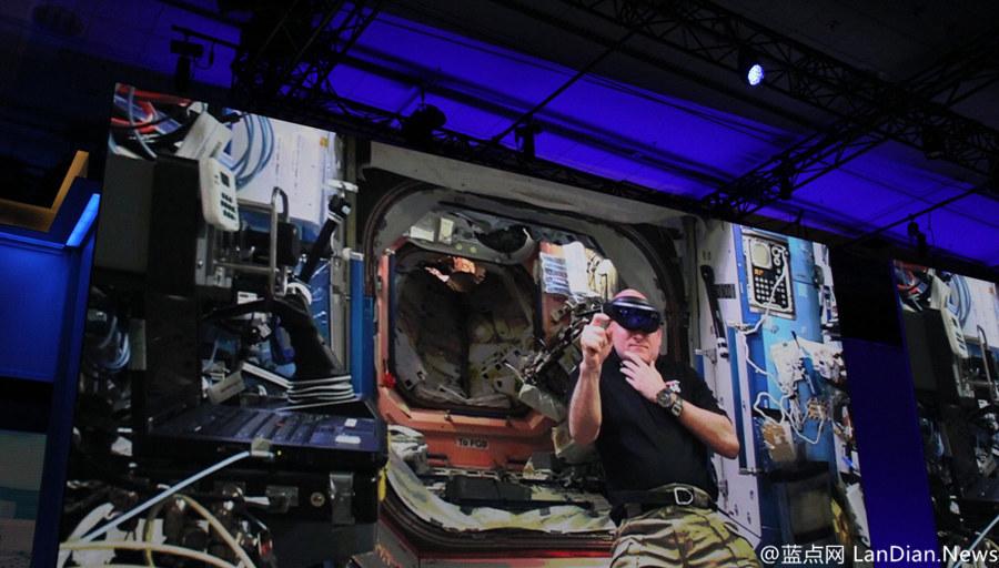 微软Build 2016开发者大会:虚拟现实设备Hololens今天开始向开发者出货