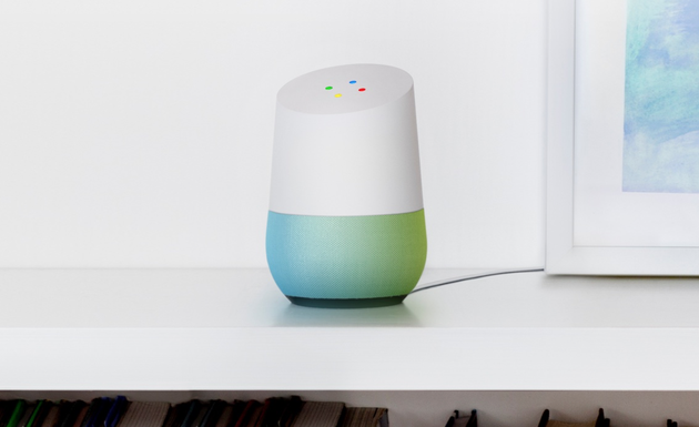 Google推出Google 助理和Google Home智能家居设备
