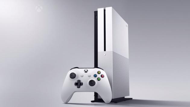 微软发布新款游戏主机Xbox One S 售价299美元起