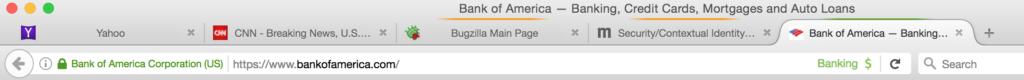 Mozilla Firefox浏览器开始测试容器标签允许用户同时登入多个账号