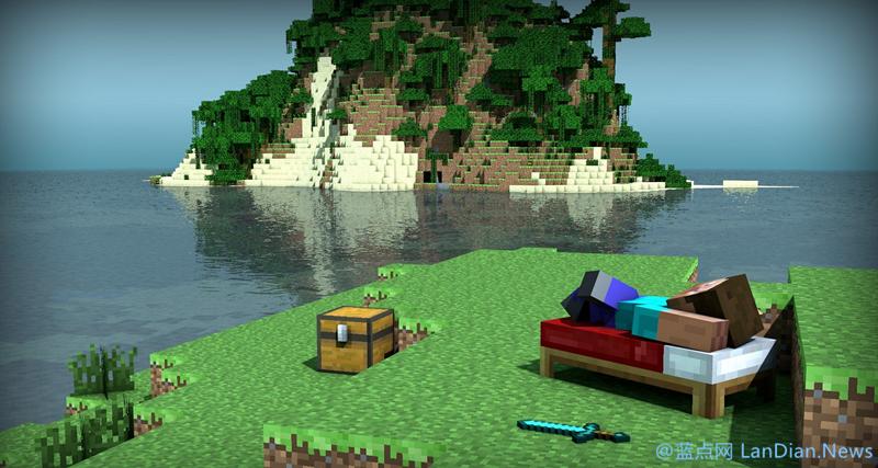 Mojang宣布Minecraft电影版将于2019年5月24日上映