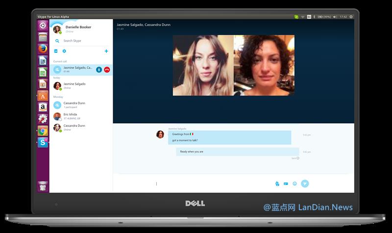 Skype for Linux Alpha 1.3版发布 已修复多处使用问题