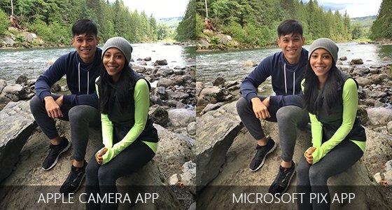 Microsoft Pix相机应用发布新版 也支持Live Image了