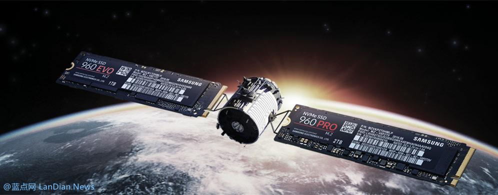 三星推出950 EVO/PRO 固态硬盘 读取速度高达3,500MB/s