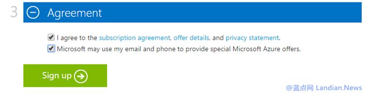详细步骤:如何申请200美元的Microsoft Auzre试用账户