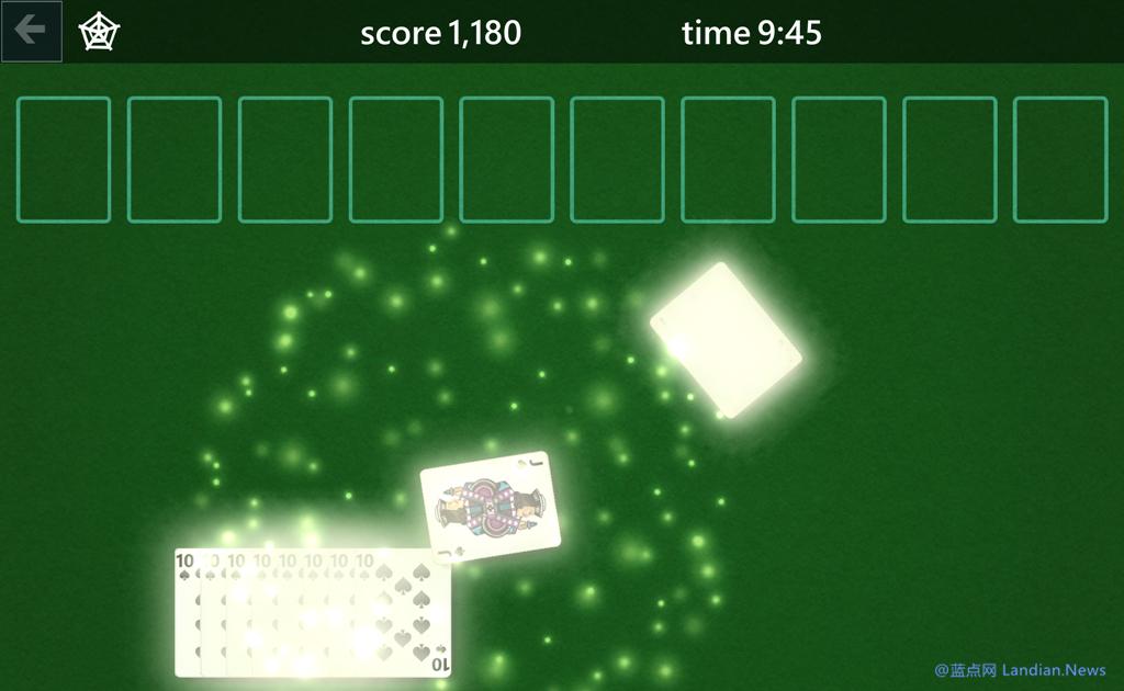 Windows经典纸牌游戏登陆Android和iOS平台