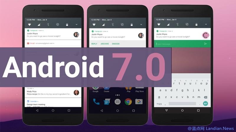 Moto开始向G4/G4 Plus推送Android 7.0 Nougat更新