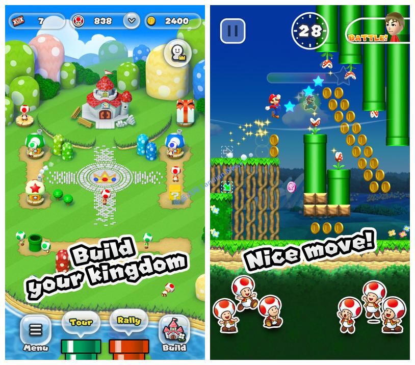 iOS版Super Mario Run平均每天下载超过1000万次