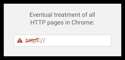 Chrome自下月起将开始把需登录的HTTP页面标记为不安全