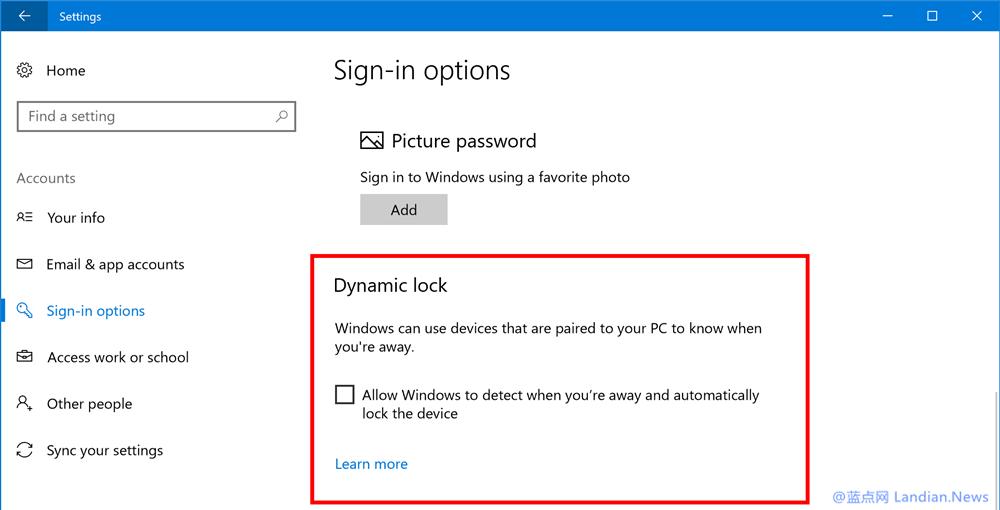 Windows 10 Build 15031版发布 新增画中画、蓝牙锁功能