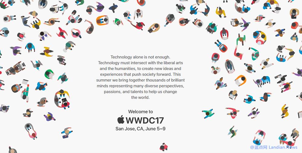 苹果宣布将于6月5日举办WWDC全球开发者大会