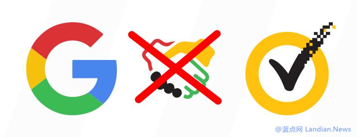 谷歌宣布将减少对赛门铁克旗下TLS证书的信任有效期