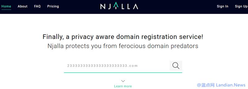海盗湾联合创始人开办匿名域名注册服务