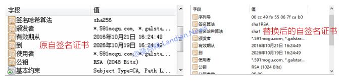 中国电信疑似替换网站自签名证书进行劫持-第1张