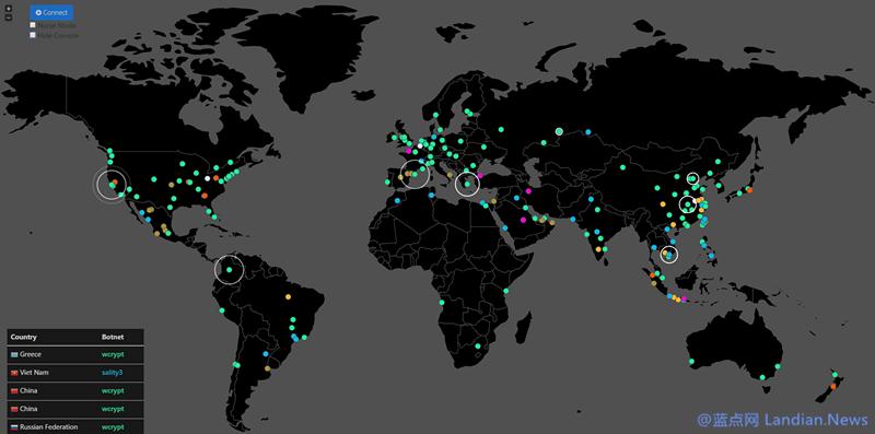 国外论坛流出某个包含数千物联网设备密码的文件