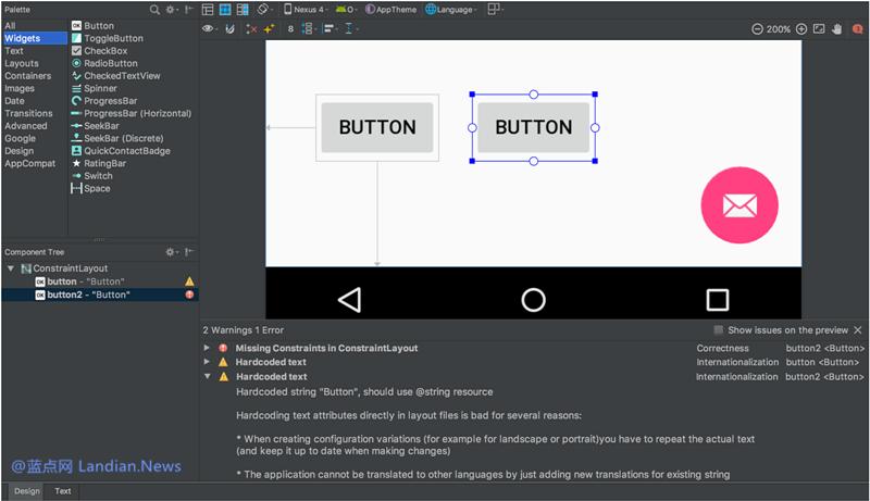 [下载] 谷歌已经发布 Android Studio 3.0 预览版本