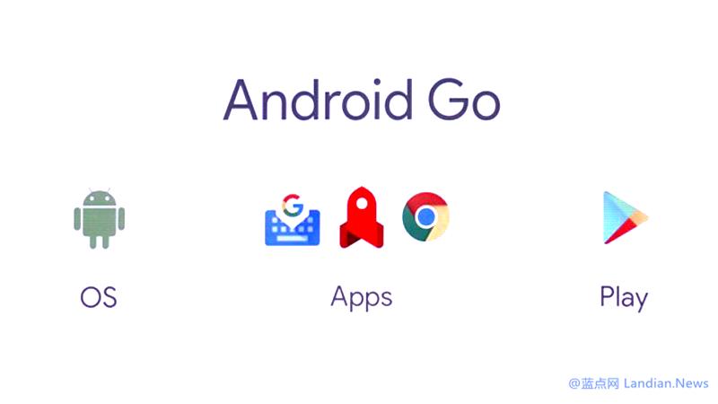 谷歌称Android Go系统将支持更多旧版设备使用