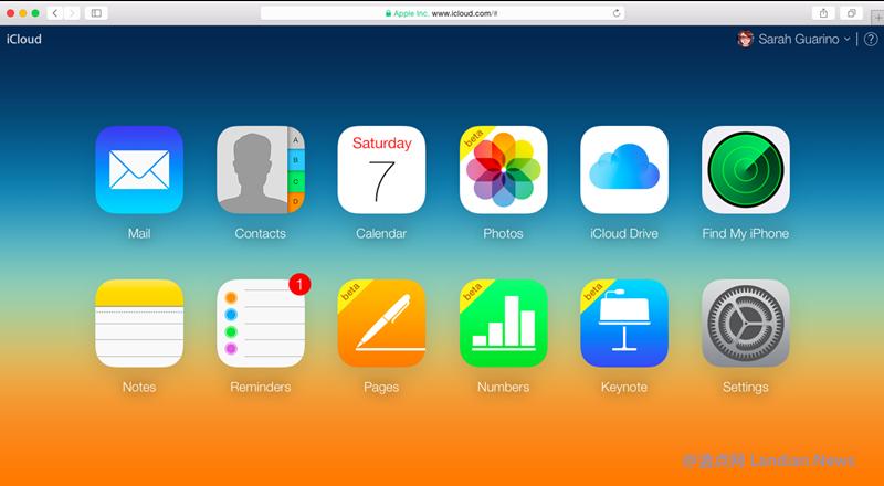明日起国内苹果iCloud云服务将由云上贵州运营