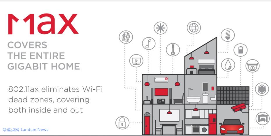 博通发布基于802.11ax无线标准的第六代WiFi芯片