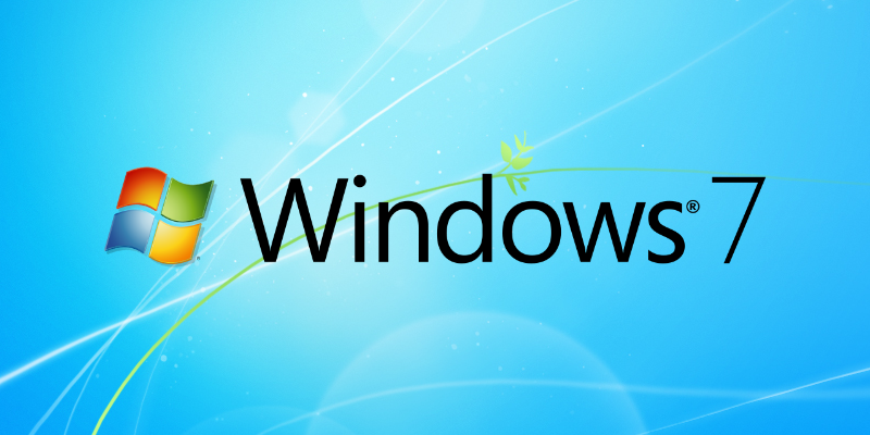 即日起发布10年的Windows 7正式退役 结束支持后可能1秒就会被破解