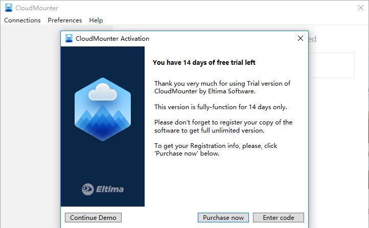 云存储本地挂载应用CloudMounter for Win v1.5发布