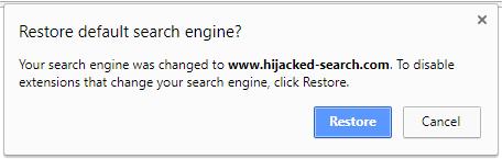 谷歌浏览器将增加反劫持功能抵御流氓软件篡改主页