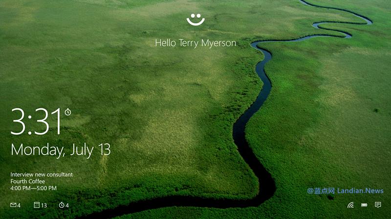 秋季创意者更新致使部分设备无法使用Windows Hello