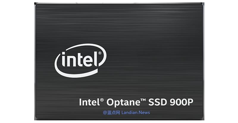 英特尔面向台式机和工作站发布OPTANCE傲腾系列SSD