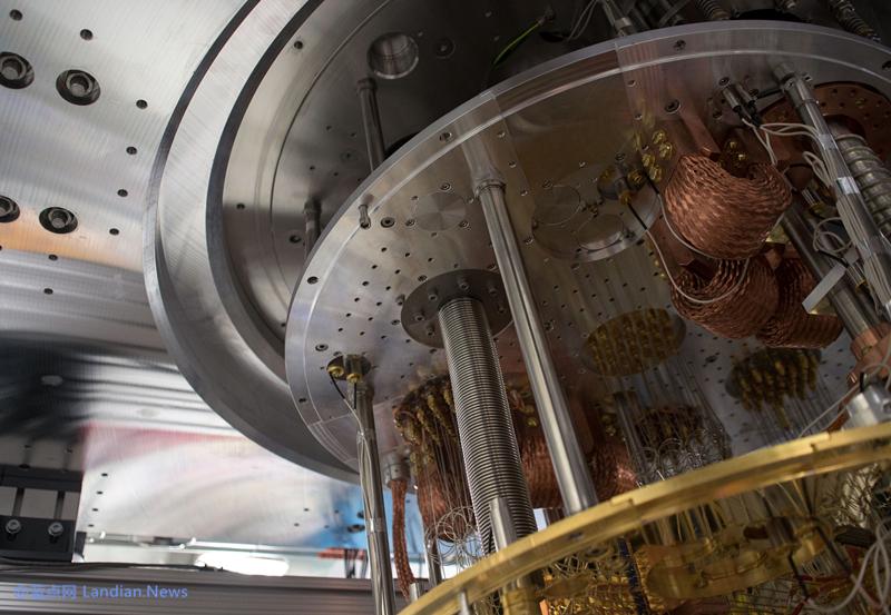 [画廊] IBM 宣布成功研制 50 量子位元的量子计算机