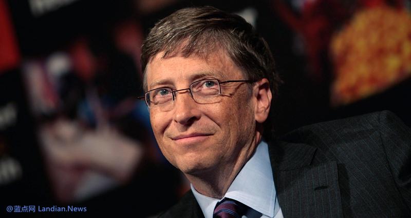 比尔·盖茨宣布投资 1 亿美元用于老年痴呆症的研究