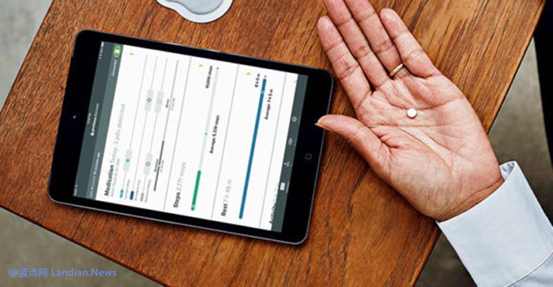 美国FDA管理员已经批准全球首个数字电子药丸