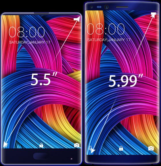 国内制造商DOOGEE正在研发柔性屏Android设备