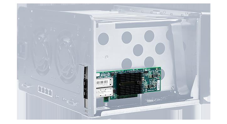 群晖新款NAS服务器 FS1018 和 DS218 现已上市