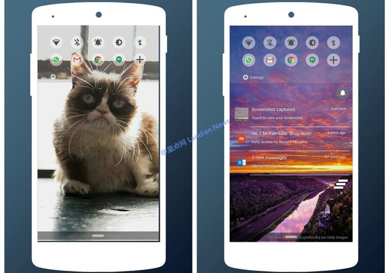 Android最佳开发者微软现已推出新的锁屏应用程序