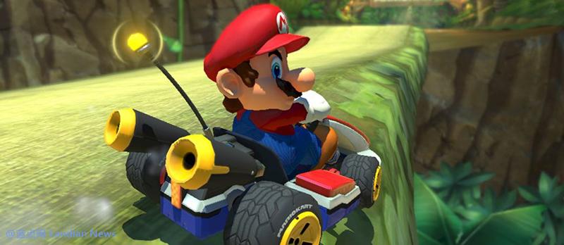 任天堂宣布将开发移动设备版的马里奥赛车游戏