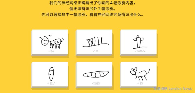 谷歌趁着中国狗年春节推出神经网络涂鸦猜测游戏-第1张