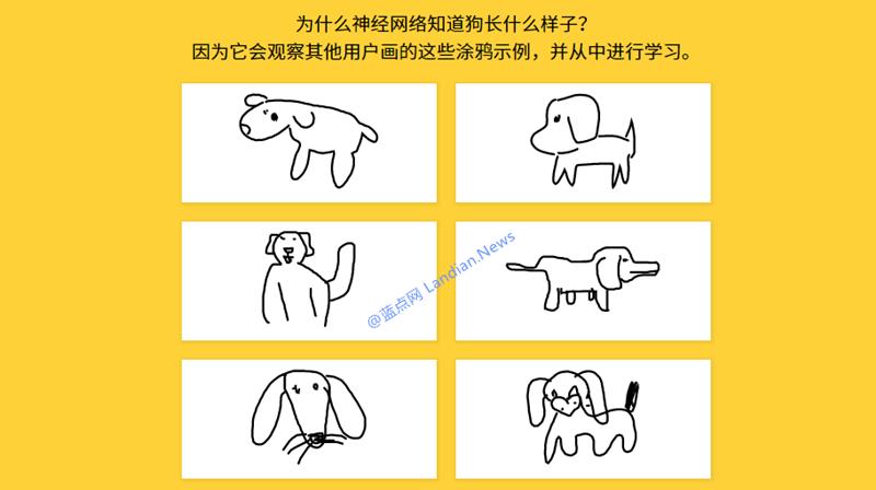 谷歌趁着中国狗年春节推出神经网络涂鸦猜测游戏-第2张