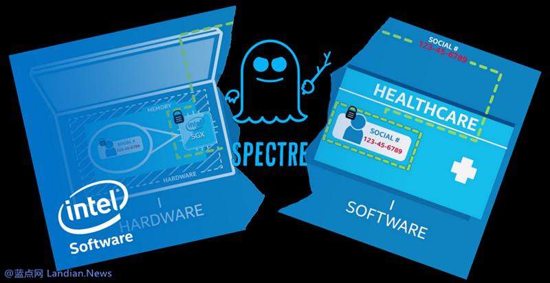 英特尔软件防护扩展技术遭到幽灵漏洞影响易被攻击