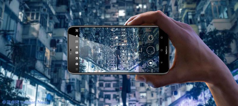1299起:诺基亚新品X6双摄全网通智能手机开始预约