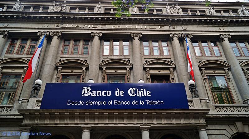 黑客攻击智利银行并试图从SWIFT网络盗窃数千万美元